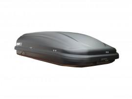 Box bagażowy SPORTAC -430- czarny carbon