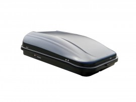 Box bagażowy SPORTAC -420- czarny mat