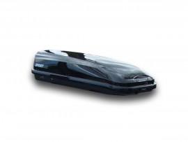 Box bagażowy SPORTAC -430R- czarny metalik