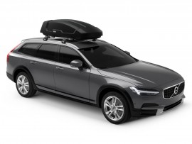Box dachowy Thule Force XT S Black Matte