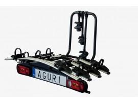 Uchwyt na hak Active Bike 3 z adapterem na 4 rower