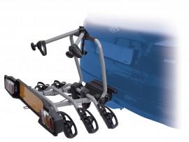Bagażnik rowerowy na hak Parma 3
