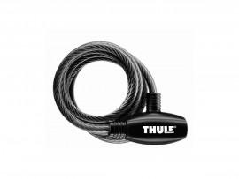 Thule 538 - stalowa linka z zamkiem